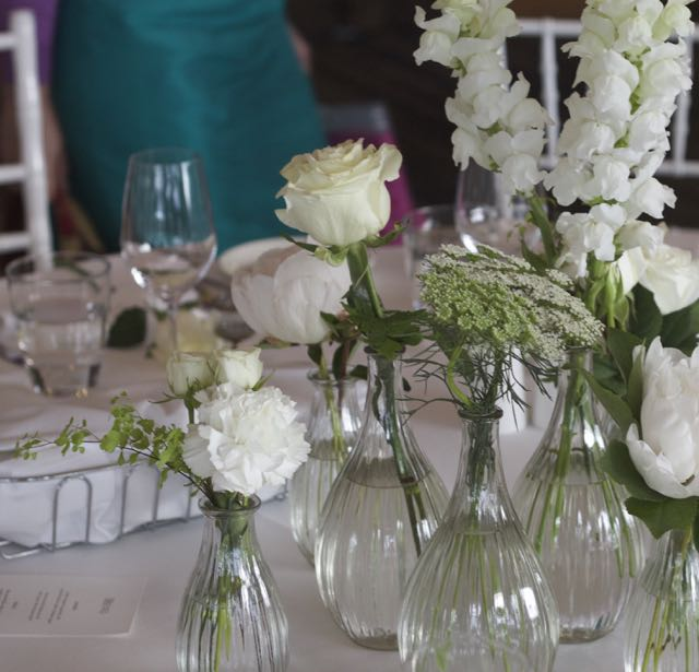 DIY Mothers Day Lunch Party Flowers